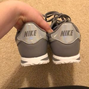 Nike Shoes - Grey Nike Cortez